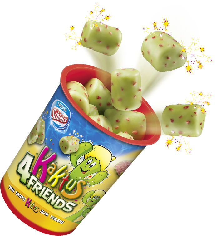 Kaktus 4 Friends